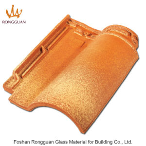 Clay Roof Tile Interlocking Water Proof Roof Tile (R1-C201) pictures & photos