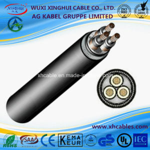 12.7/22kV ALUMINUM XLPE 3C SWA COPPER TAPE CHINA MANUFACTURE HIGH QUALITY ELECTRIC CABLE