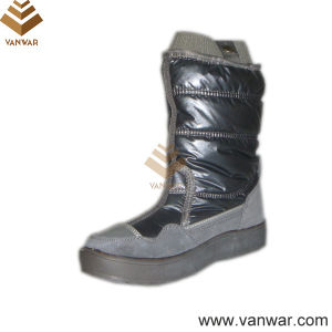 Female Handmade Russian Snow Boots (WSCB007) pictures & photos