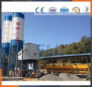 Hzs60 Dry Concrete Mixer Batching Plant Concrete Making Machines pictures & photos