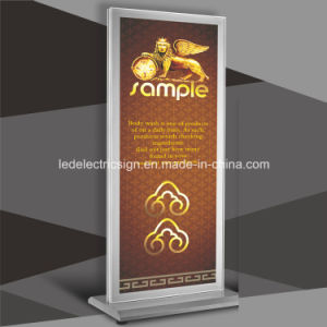 Free Standing LED Light Box Frame pictures & photos