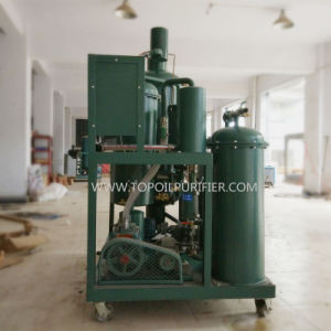 Low Operation Cost No Pollution Various Oil Applicable Lubricating Oil Purifier pictures & photos
