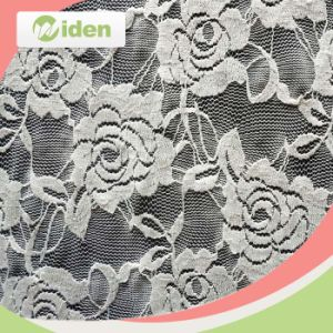 Free Sample Available Cheap Embroidery Lace Fabric pictures & photos
