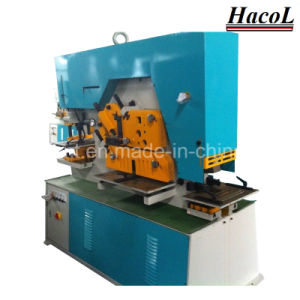 Q35y High Quality Hydraulic Ironworker/Good Performance Ironworker pictures & photos