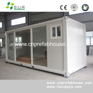 Steel Frame Sandwich Panel Container House pictures & photos