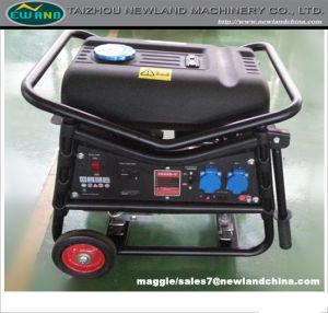 3kw V-Shaped 4-Stroke Gasoline Generator (3900D-V) pictures & photos