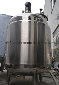 Jacketed Stainless Steel Hot Liquor Tank pictures & photos
