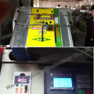 Plastic Woven Bag Auto Cold Cutter/ Cutting Machine Manufactory pictures & photos