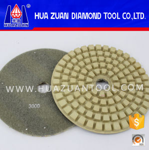 Diamond Polishing Pads for Stone 200mm pictures & photos