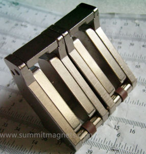 Permanent Neodymium Rare Earth Hard Drive Magnets pictures & photos