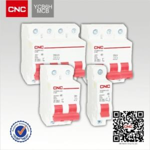 China Manufacture Mini Circuit Breaker Competitive Price Ycb6h/MCB pictures & photos