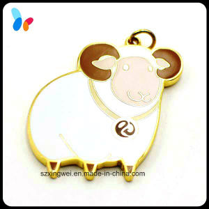 Cute Animal Enamel Metal Badge for Gifts pictures & photos
