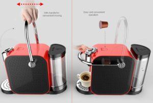 Nespresso/ Lavazza Capsule Coffee Maker with CE, UL Certificate pictures & photos