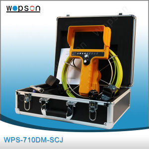 Plumbing Tools Equipment Sewer Pipe Inspection Camera System pictures & photos