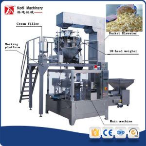 High Quality China Manufacturer Popcorn Microwave Packaging Machine pictures & photos