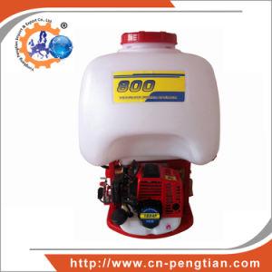 High Pressure Sprayer 800 Knapsack Power Sprayer with 34f Engine pictures & photos