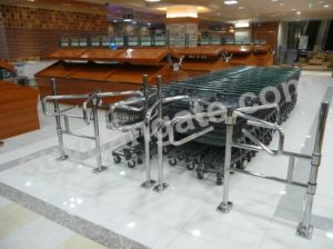 Turnstile Gate, Gate Opener, Security Access Control pictures & photos