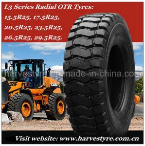 E3/L3 Pattern Bias OTR Tyres pictures & photos