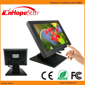 "10.4"" Inch POS/Hotel/Restaurant Use Touch Screen Monitor pictures & photos"