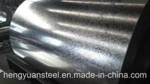 Dx51d+Z200 Spangle Galvanized Steel Coil Zinc Coated Gi Sheet pictures & photos