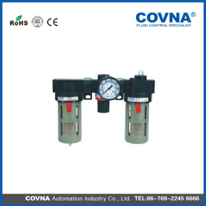 Covna a/B Three-Union Frl with Air Filter Regulator Lubricator pictures & photos