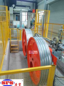 Planetary Cage Type Optical Cable Stranding Machine pictures & photos