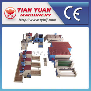 Nonwoven Polyester Fiber Wadding Equipment pictures & photos