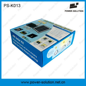 Mini Family Lighting Solar Kits with Mobile Charger pictures & photos