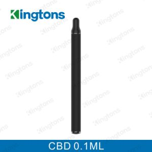 Kingtons China Alibaba Most Popular Products 0.1ml Oil Cbd with 280mAh Battery pictures & photos