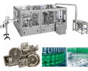 (Washing-Filling-Capping) Filling Machine pictures & photos