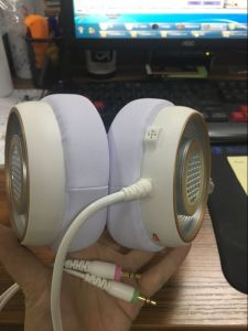 Made in China High Quality Noice Cancelling Wire PC Headset (K-10) pictures & photos