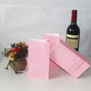 Colorful Food Packing Innovative Party Favor Paper Bags pictures & photos