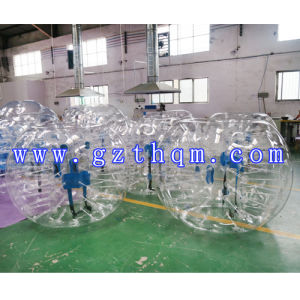 TPU Inflatable Bumper Ball/ Soccer Bubble pictures & photos