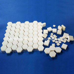 Aluminum Oxide Ceramic Hex Mat as Wear Resistant Lining pictures & photos