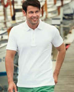 Fruit of The Loom 100% Cotton Heavy Polo Shirt pictures & photos