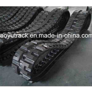 Mini Excavator Rubber Track Size 300 X 53 X 80 pictures & photos