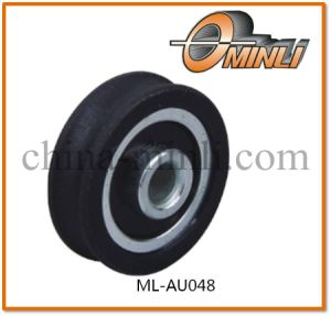 Plastic Nylon Coated Bearing for Window and Door (ML-AU048) pictures & photos
