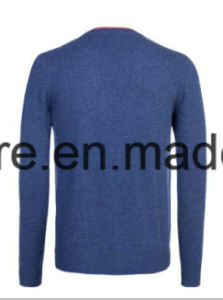 Men Indie Pop Top Grade Pure Cashmere Knitwear pictures & photos