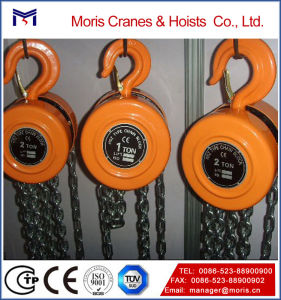 Manual Lifting Block Chain Hoist pictures & photos