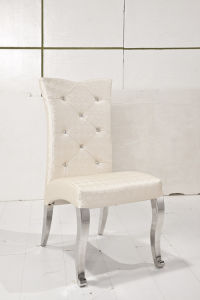 Simple Modern PU Dining Chair pictures & photos