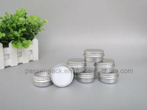10g Aluminum Cream Jar with Screw Lid (PPC-ATC-067) pictures & photos