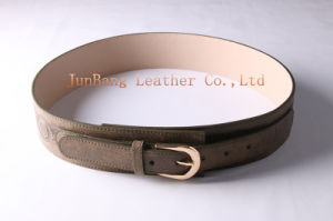 Fashion Retro Wide Waist PU Belt for Women pictures & photos