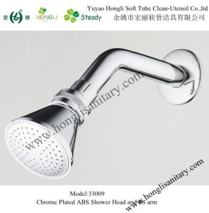 Chrome Plated ABS Shower Head and Water Saving Shower pictures & photos