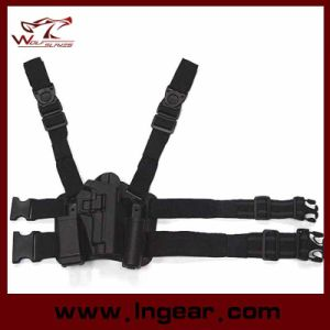 Airsoft Drop Leg Holster with Mag Holder for P220/P226 pictures & photos