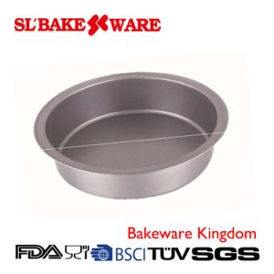 Round Pan Carbon Steel Nonstick Bakeware (SL BAKEWARE) pictures & photos