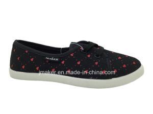 Fashion Flat Comfortable Woman Shoe (C424-L) pictures & photos