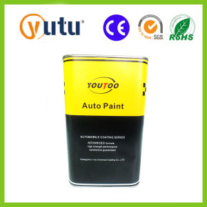 Yutu China Auto Paint High Solid Clear Coat Auto Paint