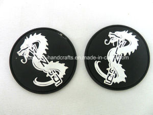 Custom Design High Quality Custom Rubber Patches pictures & photos