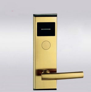 High Quality Hotel Room Card Lock for Hotels and Homes pictures & photos