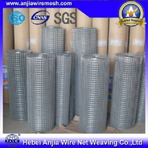 Hot Dipped Coated Electro Galvanized Welded Wire Mesh (anjia-803) pictures & photos